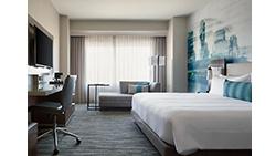 Indy Marriott room