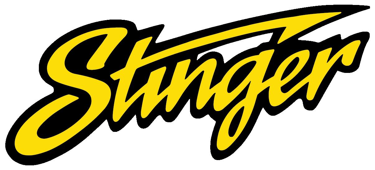 StingerLogo BLKY